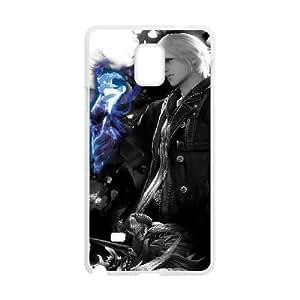 samsung_galaxy_note4 phone case White Dante Final Fantasy UUH7329239