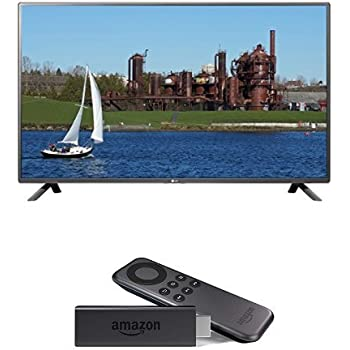 LG Electronics 32LF5600 32-Inch 1080p LED TV w/ Fire TV Stick