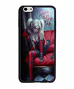 coque iphone 6 harley quinn