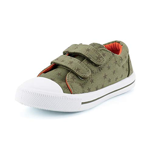 - BSG-Green Star 8M US Baby Girl Boy Sneakers,Soft Sole Outdoor Shoes