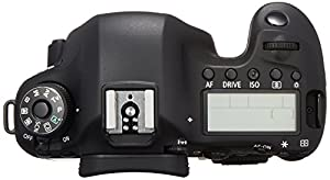 Canon EOS 6D 20.2 MP CMOS Digital SLR Camera with 3.0-Inch LCD (Body Only) - Wi-Fi Enabled - International Version (No warranty) from Canon
