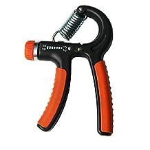 MAXSOINS Adjustable Hand Grip Strengthener, Resistance Range 22 to 88 Lbs (10-40 Kg) for Exerciser Hand/Finger/Forearm Strength Training