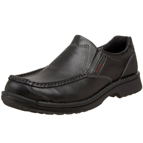 - ECCO Men's Fusion Slip-On Loafer,Black,40 EU (US Men's 6-6.5 M)