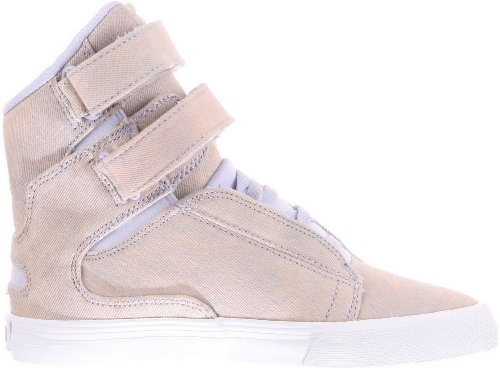 Sneaker Donna Weiss Rosa Lila 36 Supra gHpzwqCp