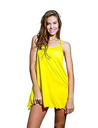 Ingear Solid Bungee Racerback Dress