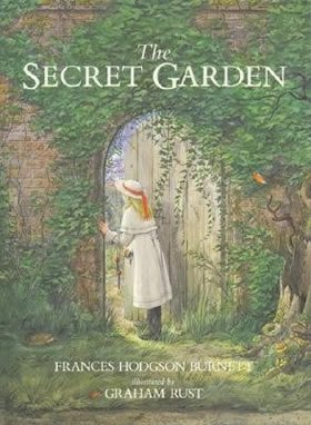 book cover of Secret Garden / Little Princess