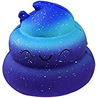 squishy Poop Slow Rising Starry Sky Stress Relief Toys