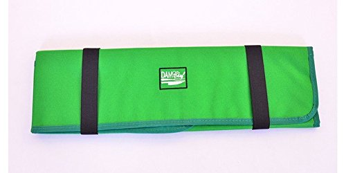 Dam Uniforms Cutlery Chef Bag – Knife Roll Bag for Professional Chefs – Fits up to 10 (Cutlery Roll)
