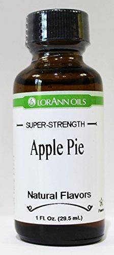 1 Ounce Apple - LorAnn Apple Pie Super Strength Flavor 1 oz
