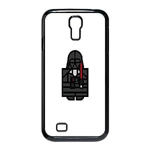 Samsung Galaxy S4 9500 Cell Phone Case Black Darth Vader Minimalistic OJ390626