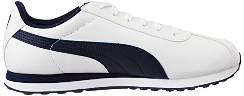 Puma Turin Sneaker, Color Blanco/Peacoat 7