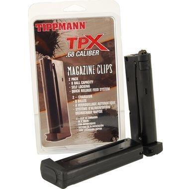 - Tippmann TPX Magazine (2-Pack)