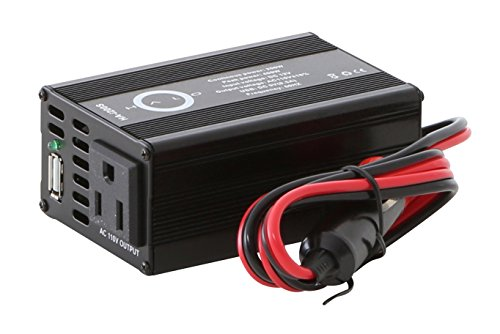 Halo Automotive HA-i200S Power Inverter, 200-watt