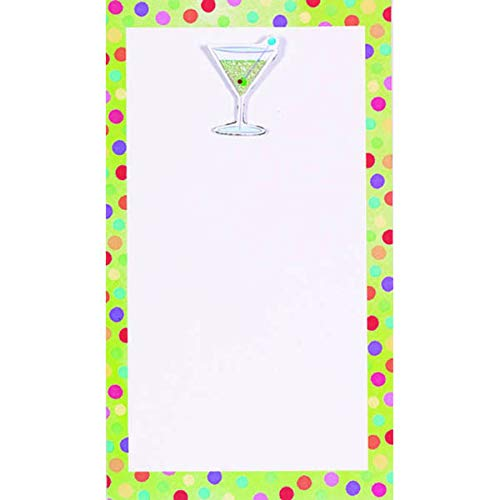 Let's Have Cocktails Imprintable Invitations | Party Supply | 48 Ct ()