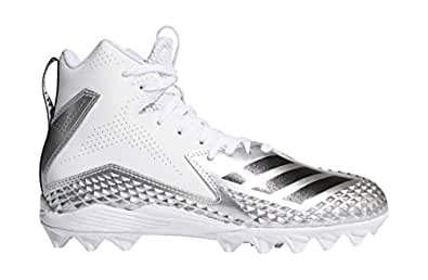2ea997a0a Image Unavailable. Image not available for. Color  adidas Kids Freak Mid MD  Von Football Cleats ...