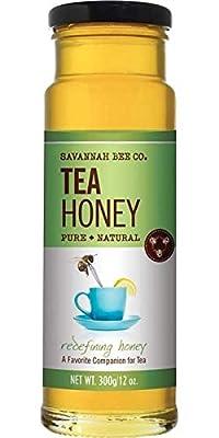 Savannah Bee Company Tea Honey - Pure & Natural