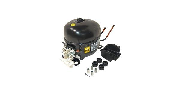 Compresor - 1/5HP - R600 para Fagor Frigorífico Congelador: Amazon ...