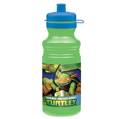 Teenage Mutant Ninja Turtles Drink Bottle (Easy Halloween Drinks For A Party)