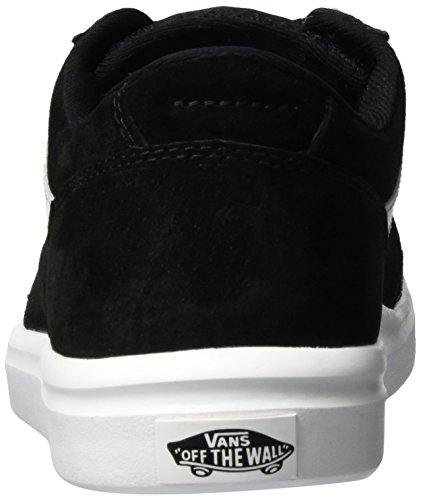 new for sale sale best seller Vans Men's Mn Chapman Lite Low-Top Sneakers Black ((Mixed) Black/White) buy cheap outlet store sale browse yo1fKfztz