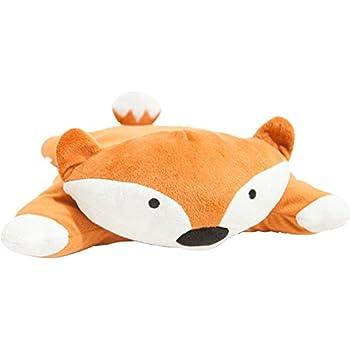 SMOKO Fox Pillow Warmer - Plush Heated Pillow