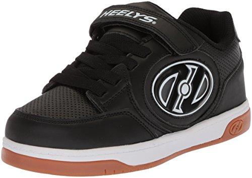 Black Heelys Heelys Gum White Black White qg41FUvR