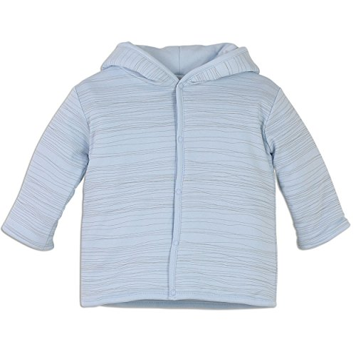 Outerwear Feather (Feather Baby Boys Clothes Pima Cotton Long Sleeve Double Knit Baby Jacket Outerwear)