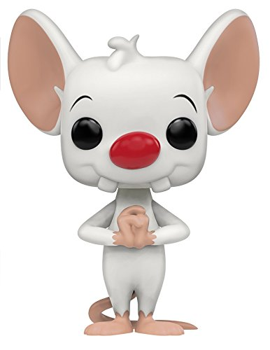 Pinky Brain Costume (Funko Pinky & The Brain - Pinky Pop Animation Figure)