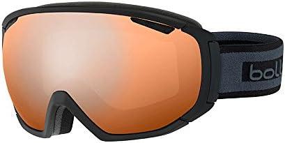 Bolle Tsar Ski Goggle One Size Matte Black//Grey