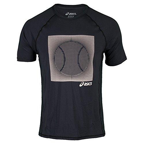 ASICS Mens Tennis Grid T Shirt
