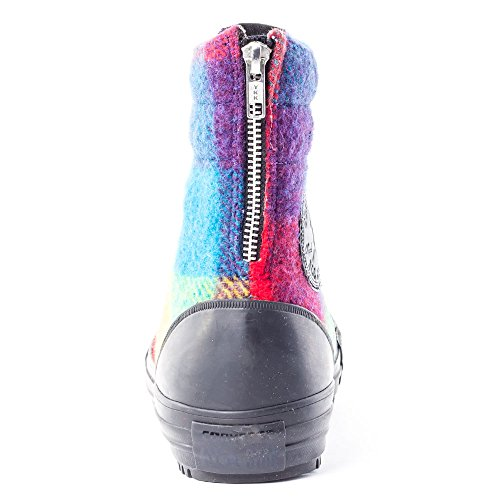 Uk Delle Multicolor 4 Lana Formatori Star Donne Converse Woolrich All p1zaqwvO