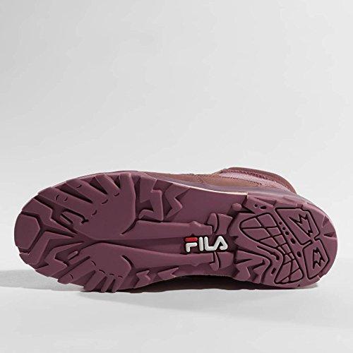 Fila Grunge Mid Botas púrpura
