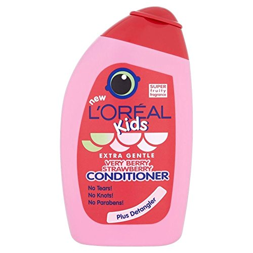 L'Oréal Paris Kids Hair Detangler Conditioner - Very Berry Strawberry (250ml) ()
