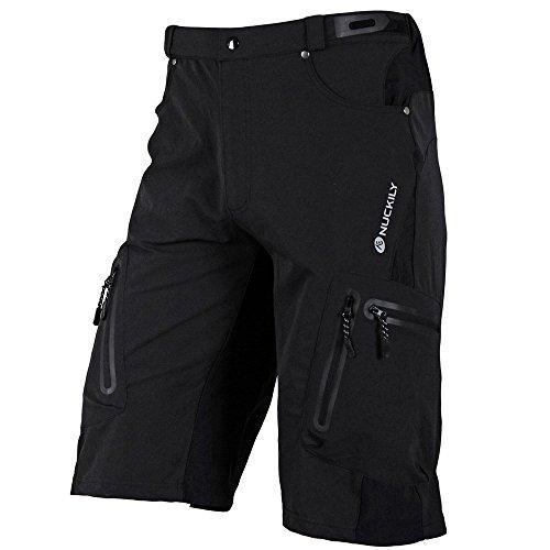 popper cargo pants - 6
