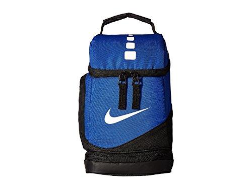 Nike Elite Fuel Pack Lunch Tote Bag (Game Royal/Black/White) (Lunch Bag Big Phil)