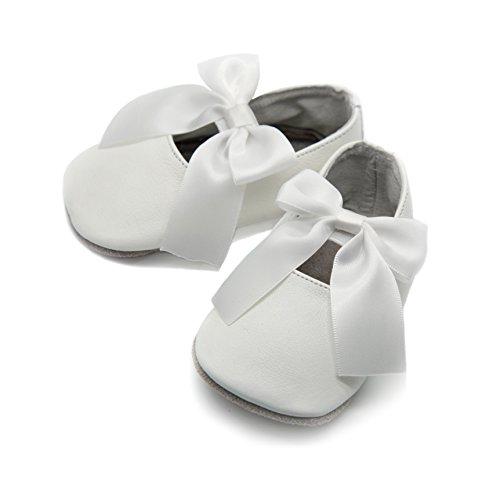 White Gold Ballet Slippers - 2