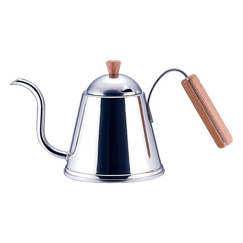 Cafe Time (Cafe Time) Ih200v Corresponding Tree Pattern Drip Pot 1.0l Sh7090