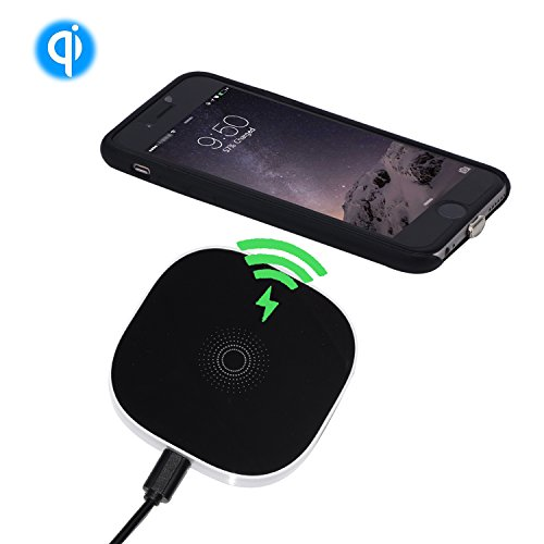 wireless charger for iphone 6 qi wireless charger for iphone 6 stardrift qi wireless 18265