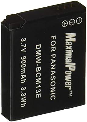 BATERIA 900mAh PARA Panasonic DMW-BCM13 DMW-BCM13E DMW-BCM13PP