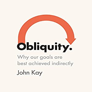 Obliquity Audiobook