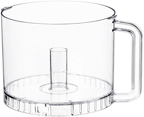 Waring Commercial FP252 Food Processor Batch Bowl, Clear, 2.5-Quart