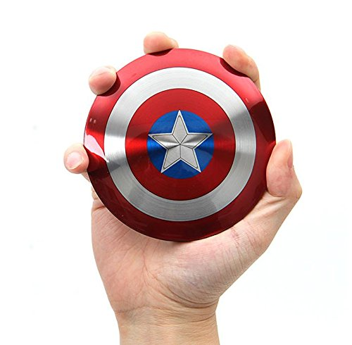 Marvel® Shield of Captain America 3500mAh External Battery Pack Power Bank by Marvel