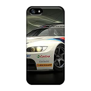 Hot New Bmw M3 Gt2 Sport Case Cover For Iphone 5/5s With Perfect Design