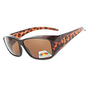Fit Over Polarized Sunglasses Lens Cover Sunglasses To Wear Over Glasses