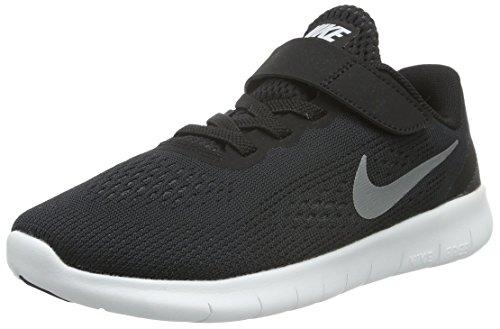 de Silver Garçon Black Metallic Free Run Noir Anthrct Chaussures Compétition Cyan Running Nike p61Bqw