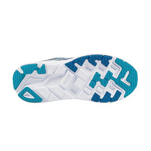 Hoka One One W Clifton 4 Black White Blue Topaz / Imperial Blue