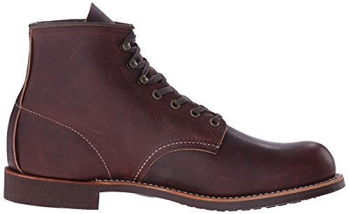 Briar Oil Red Blacksmith Wing Heritage Vibram Slick Boot Men's PcBBR4Ywq