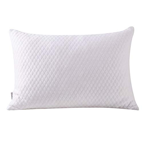 NTCOCO Pillow, Shredded Memory Foam Bed Pillows...