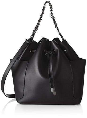 épaule portés Sacs Black Pcfreja Noir Bag Pieces wqIOW