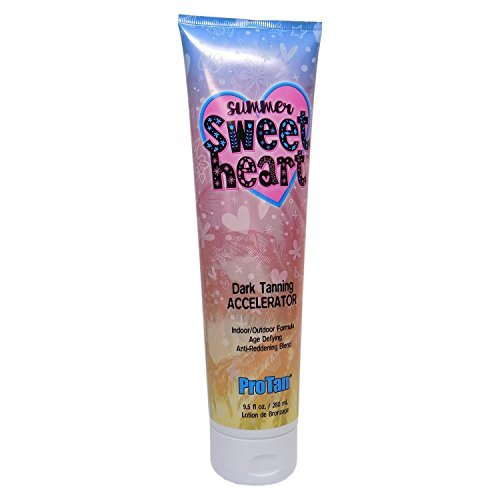 Pro Tan SUMMER SWEETHEART Dark Tan Accelerator - 9.5 oz.