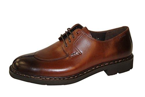 PEPHISTO , Chaussures de ville à lacets pour homme Marron CHESTNUT MARRONE